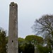 Kilree Round tower and High cross