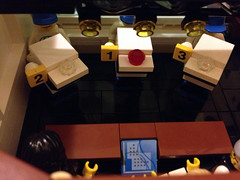 Cameras 1-3 (1 is active at the moment) (jskaare) Tags: world city pet house news green ice home station television shop museum corner movie fire restaurant town hall office store tv cafe theater post lego cream police grand palace pizza creation modular custom residence pizzeria emporium parlor own grocer brigade precinct shoppe moc