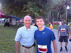 Always great seeing Friend & House of Rep @FasanoMike - 2013 @RAPRiverRun (Steven Zimmerman) Tags: family homes beach swimming boat canal waterfront florida lifestyle tennis land agent condos tanning realtor sellers pasco buyers gulfharbors seaviewplace gulflandings