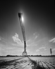(James Guerin) Tags: france green film home iso100 diy fuji pinhole 8x10 xray nantes develop r09