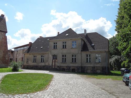 Burg Klempenow - Verwalterhaus (1904)