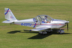 G-CDTU (QSY on-route) Tags: city family manchester fun fly airport day aircraft barton in 2013 egcb gcdtu 07072013