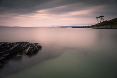 Camas an Daraich bay (Roksoff) Tags: skye bay scotland highlands nikon long exposure pipe scottish an western 24mm loch isles rhum arisaig camas mallaig eigg lochan d600 daraich