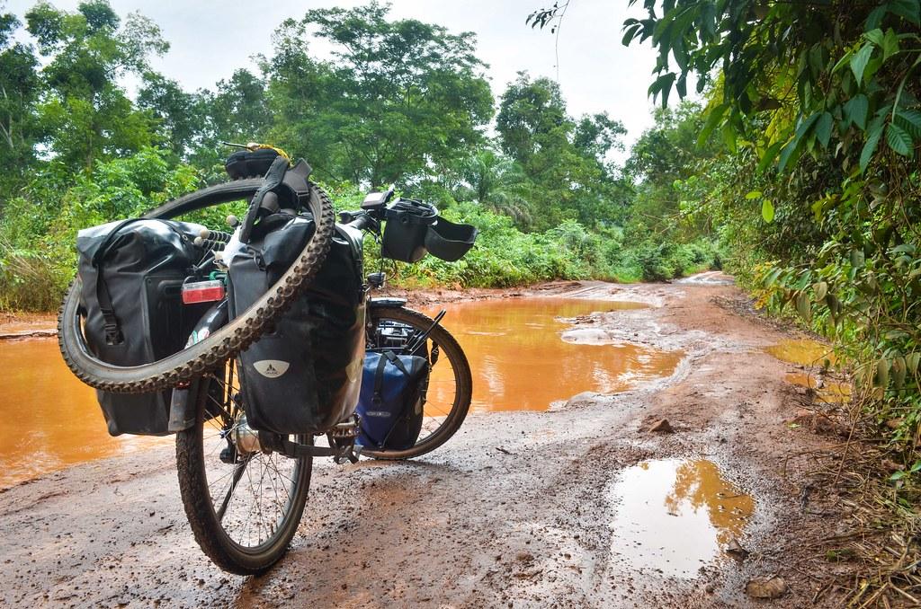 Cycling in Sierra Leone