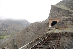 Railway Tracks to Landikotal (Nadeem A. Khan) Tags: pakistan rail railway peshawar nwfp tunal kpk landikotal nadeemakhan nadeemimages khyberpakhtoonkhwa