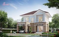 Lanceo and Lanceo CRIB โครงการบ้านเดี่ยว บ้านแนวคิดใหม่ บ้านแฝด สไตล์ modern by Lalinproperty
