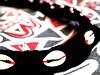 Customade necklace for Batala Atenas Grupo de percussao. http://batala.gr/ (seainyoublog) Tags: felt felting necklace wool handmade batala φελτ κετσέσ κολλιέ κρουστά χειροποίητο κόκκινο μαύρο