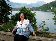 Lake Bled (167) (Silvia Inacio) Tags: lake lago slovenia bled lakebled eslovénia