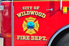 Wildwood Fire Department Holly Bea