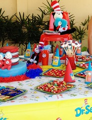 Dr. Seuss Candy Buffet