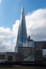 Vue depuis le London Bridge - The Shard (ichael C.) Tags: voyage street city uk trip travel e