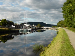 Caledonian Canal, Inverness (duncan) Tags: inverness caledoniancanal