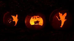 pumpkin carving (ABI Imon) Tags: autumn fall halloween pumpkin carving