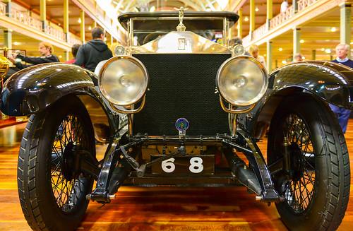 1920 Rolls-Royce Silver Ghost Tourer (2013 RACV Motorclassica)
