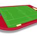 Stade Prieux : vers plus de confort  pour les usagers