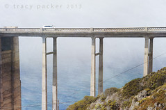 Supportive... (Trapac) Tags: ocean auto california road travel bridge sea summer usa travelling tourism water car 1932 coast highwayone support nikon automobile driving crossing bridges bigsur engineering roadtrip pch highway1 coastal infrastructure vehicle coastline montereycounty nikkor touristattraction balustrade supports bixbybridge pacificcoasthighway theone wmh the1 nikkor3570mm 2013 d700 nikond700 tracypackerphotography wwwtracypackercom