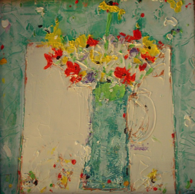 98 Livingstone Daisies by Alison McWhirter