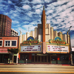 The Crest Theater in Westwood - Los Angeles, CA (ChrisGoldNY) Tags: california sky usa streets architecture clouds america buildings poster losangeles skies forsale crest socal squareformat posters albumcover bookcover theaters southerncalifornia westwood bookcovers theatres albumcovers licensing iphone laist losangelescounty thecrest challengewinners friendlychallenges thechallengefactory instagram chrisgoldny chrisgoldberg chrisgold chrisgoldphoto chrisgoldphotos