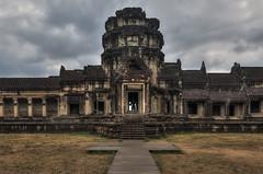 Angkor Wat - Back side