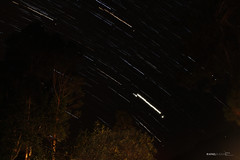 Star Trail (Rafaelp_) Tags: brazil brasil night canon stars star minas gerais foto picture pic mg pa trail noturna 1855mm alto pouso t4i
