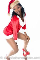Santa elf upskirt