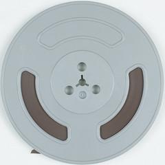 7-inch (17.8cm) reel 7 (Carbon Arc) Tags: tape squaredcircle audio recording magnetic reeltoreel reel spool openreel prerecorded