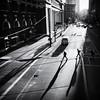 Walking in the sun (. Jianwei .) Tags: street city light shadow urban vancouver downtown mood walk candid sony gastown waterfrontstation nex kemily nex6