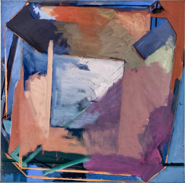 Boltz, 60 x 60 cm, Eitempera,Acryl/Pigmente, 2013