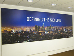Retail, Brookfield Office Suite, Wall Graphic