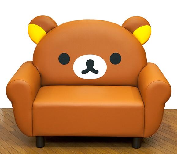 超級拉拉熊粉絲必備的 拉拉熊沙發!