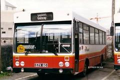 Bus Eireann KR60 (EZV60). (Fred Dean Jnr) Tags: bus galway gac may1999 buseireann ceanntstationgalway kr60 ezv60