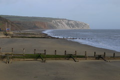Culver Cliff (bekra) Tags: uk sea england cliff english isle channel wight yaverland sandownbay