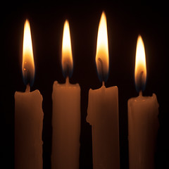Four candles 5/52 2014 by Gabludlow, on Flickr
