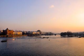 Prague***