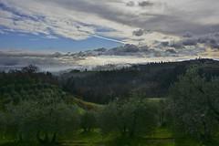 San Gimignano... what else?? [EXPLORE] (Antonio Cinotti ) Tags: italy clouds landscape nikon italia nuvole day cloudy hills explore tuscany siena sangimignano toscana tamron cloudporn paesaggio colline campagnatoscana d7100 nikond7100 vision:sunset=061 vision:mountain=0889 vision:clouds=0907 vision:outdoor=0929 vision:car=0593 vision:sky=0939