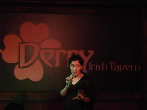 "Derrys Irish Tavern Leganés - Sandra Marchena (4) • <a style=""font-size:0.8em;"" href=""http://www.flickr.com/photos/93117114@N03/12497793145/"" target=""_blank"">View on Flickr</a>"