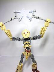 Tropuk (Johann Dakitsch) Tags: lego creation bionicle toa magna moc agori matoran glatorian spherus {vision}:{sky}=0683