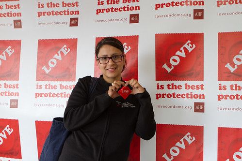 International Condom Day 2014: San Francisco