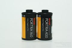 * Kodak New Portra / Portra 160 / Portra 400 (DAAutoManiA) Tags: pentax kodak portra400 portra160 k10d af540fgz pentaxian fa50macro pentaxart