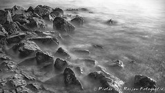 The rocks at the river side (Long Exposure) Part two (PvRFotografie) Tags: longexposure light blackandwhite holland nature water zeiss licht blackwhite rocks zwartwit nederland natuur nd za lightshadow stenen carlzeiss lichtval hoeksewaard variosonnar247028za lightcraftworkshop variosonnart28222470 variosonnartdt28222470 lightcraftworkshopfaderndmkii