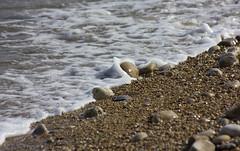 Vestiti di spuma (edoardodinicola) Tags: sea beach nature water rock stone canon photo foto fotografie spuma photograph foam iced 550d dinamism