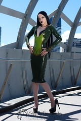 IMG_3858 (Dezmin) Tags: fashion lady fetish model kat dress melbourne plastic loki latex marvel mx eloquent