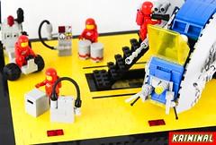 MOC LL995 (kr1minal) Tags: classic set lego space spaceship neo custom moc