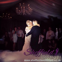 Dancing on a Cloud - Sheffield Wedding DJ