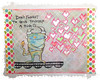 Mailart (Stampinkie) Tags: mailart rubberstamping outgoing happymail stampotique