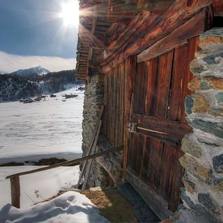 Alpe lago