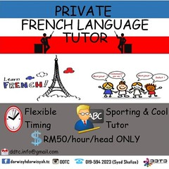 Assalammualaikum wbt BONJOURRR !! ARE YOU LOOKING FOR A TUTOR TO TEACH YOU FRENCH ?? WITH THE CHEAPEST RATE IN TOWN! #French #bahasaperancis #tutor #Darwisyhetdarwisyah #KelabDD #DDTrainingCounseling #DDEventManagementServices #DDMultimediaProduction #DD (www.todleho.com) Tags: art french for town looking with you to volunteer dd teach ddc rate csr tutor the in cheapest mengaji wbt a are ddtc tajwid kebajikan assalammualaikum ddmp ddems motivationquotes instagram ifttt mengajialquran islamicquotes darwisyhetdarwisyah volunteerkl kelabdd ddeventmanagementservices bonjourrr bahasaperancis ddtrainingcounseling ddmultimediaproduction halaqahdd