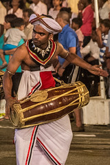 "Drummer - Nawam Perahera <a style=""margin-left:10px; font-size:0.8em;"" href=""http://www.flickr.com/photos/40608624@N00/16250184189/"" target=""_blank"">@flickr</a>"