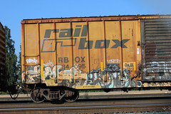 01292015 141 (CONSTRUCTIVE DESTRUCTION) Tags: train graffiti streak tag boxcar graff piece eulogy moniker