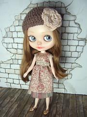 New Blythe rose dress